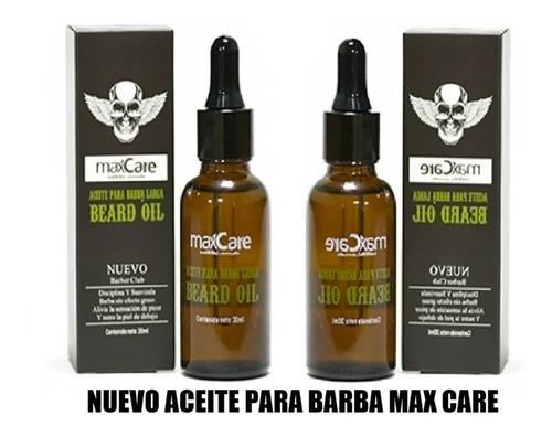 2 Aceites De Barba 30 Ml.