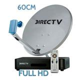 Kit Pre Pago Directv Full Hd Nuevo  Antena De 60cm