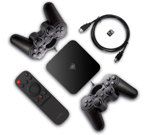 Level Up Retro Play Box 2 Hdmi 1080p 2300 Juegos Clasicos!