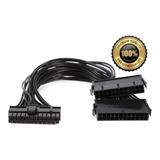 Mineria Cable Adaptador 2 Fuentes (no Add2psu) 24pin Psu Atx