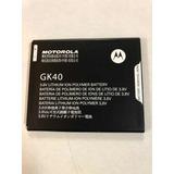 Bateria Original Motorola Gk40 Moto G5 G4 Play C 2800mah