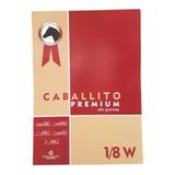 Block Caballito De 1/8 W Premium