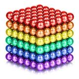 Neocube Buckyballs 216 Esferas 5mm Iman Neodimio Multicolor