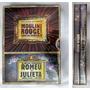 Box Dvd - Moulin Rouge + Romeu E Julieta - Lacrado Original
