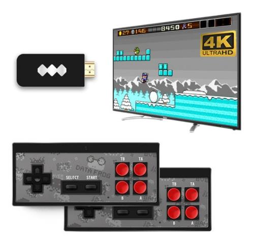 Family Game Consola Hdmi Hd Videojuegos +600 Juegos Clicshop