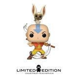 Funko Pop &buddy Avatar Aang W/momo 534