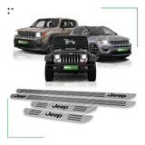 Cubre Zócalo Accesorios Jeep Renegade Cherokee Compass Sport