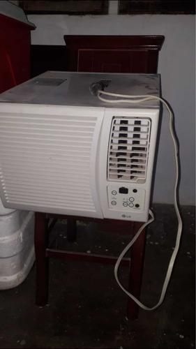 Aire Acondicionado De Ventana Marca LG 9000 Btu Con Control