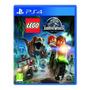 Lego Jurassic World Físico Ps4 Warner Bros. Original
