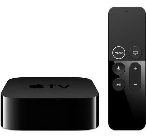 Apple Tv 4k 64gb Mp7p2ll/a New 4k _1