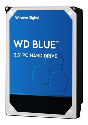 Disco Rigido Wd 2tb Sata Iii Blue 256mb /retira Por Barracas