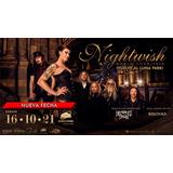Entrada Nightwish Recital Luna Park 2021 Campo