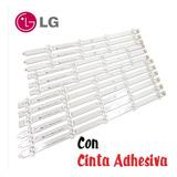 Tira-barra Led LG 47 Pulgadas 47ln5390 - 47ln5400 - 5700