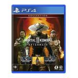 Mortal Kombat 11 Aftermath Kollection Warner Bros. Ps4  Físico