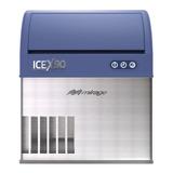 Maquina Fabrica De Hielo 90kg/dia Marca Mirage Icex90