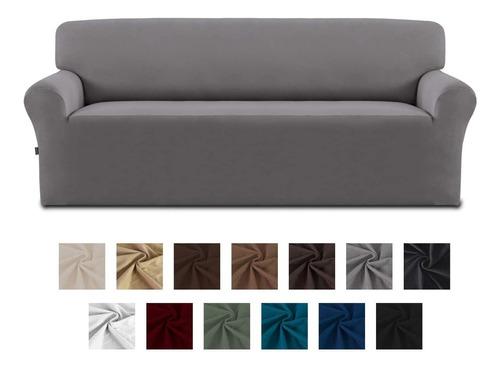 Forro Funda Protector Para Sofa Mueble Sala 3 Puestos