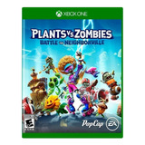 Plants Vs. Zombies: Battle For Neighborville Standard Edition Electronic Arts Xbox One  Físico