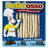 Palito Mastigável Para Cães Adultos Deliciosso 450g 95 Unidades