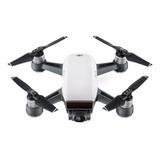 Mini Drone Dji Spark Fly More Combo Con Cámara Fullhd White