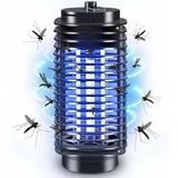 Mata Insectos Electrico 3d Mata Moscas Electrico Mata Moscas