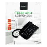 Telefono Sobremesa Dblue Dbtl301bk Negro Buychile