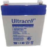 Bateria Ultracell 12v 4ah Csai