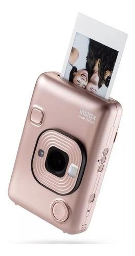 Fujifilm Instax Mini Liplay Cámara Impresora + 10 Fotos
