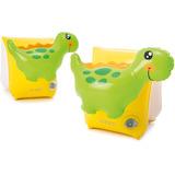 Flotadores Flotis Dinosaurio Alberca Niños 3-6 Años De Brazo