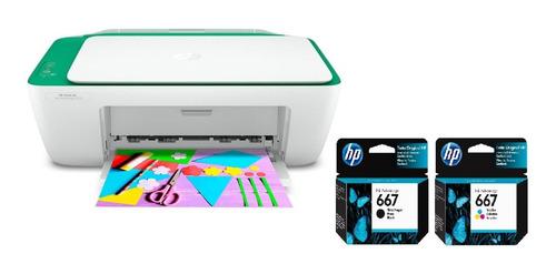 Impresora Multifuncional Hp 2135. Incluye Tintas. Selladas