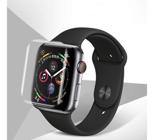 Vidrio Templado Curvo Uv Glass Apple Watch Se 40mm 9h