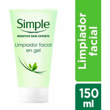 Simple Refreshing Gel Limpiador Facial X 150 Ml