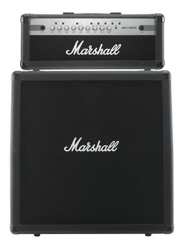 Cabina/cabezote Marshall Mg412-mg100hcfx