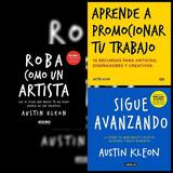 Roba Como Un Artista Colección Tapa Dura_austin Kleon