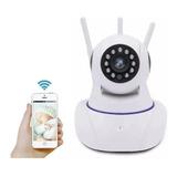 Camara Ip Wifi Hd Motorizada Vision Nocturna 360°/yoosee