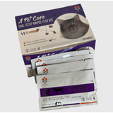 Test Veterinario - Gatos - Leucemia/inmunodeficiencia