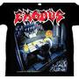 Camiseta Exodus - Tempo Of The Damned (tamanho G) Original