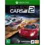 Jogo Xbox  One Project Cars 2 Game Mídia Física Original