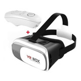 Gafas 3d Realidad Virtual Aumentada Vr Box Control Bluetooth