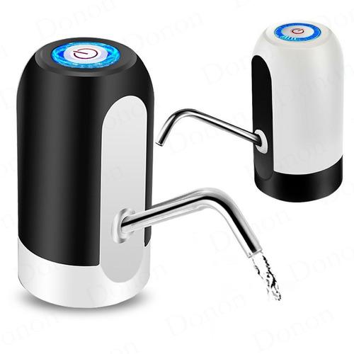 Bebedouro Bomba Elétrica P/ Galão De Água Recarregável Usb