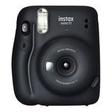 Cámara Análoga Instantánea Fujifilm Instax Mini 11 Charcoal Gray