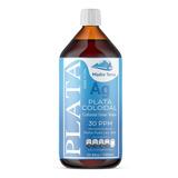 Desinfectante Antiséptico Plata Coloidal 30ppm 1 Litro