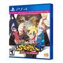 Naruto Shippuden: Ultimate Ninja Storm 4 Road To Boruto Físico Ps4 Bandai Namco Entertainment Original