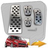Fiesta Kinetic Pedalera Aluminio Maciz Reposapi Tuningchrome