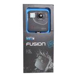 Cámara Gopro Fusion 360 Impermeable 5.2k Hd Y 18mp