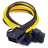 Cable Splitter 8 Pin A 2x 8 (6+2) Pcie Mineria Cripto