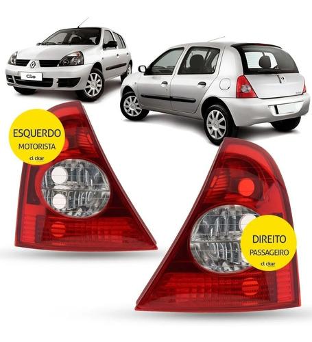 Faro Trasero Clio 2004 2005 2006 2007 2008 2009 2010 Orig