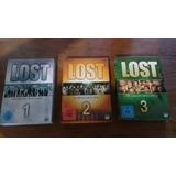 Serie Lost Original, Versión Alemán Temporadas 1, 2, 3