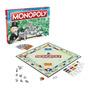 Jogo Monopoly Edição Especial Com Peças De Metal Hasbro Original