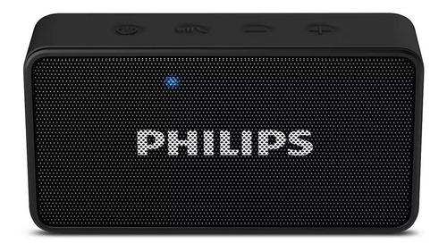 Parlante Inalambrico Philips Bt60bk/77 Portatil