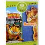 Dvd Duplo: Garfield - O Filme - 2004 + Garfield Cai Na Real Original